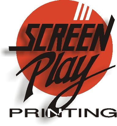 ScreenPlay Printing Logo